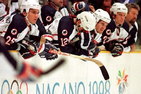 11 usa hockey 1998 - winter olympics scandals and controversies