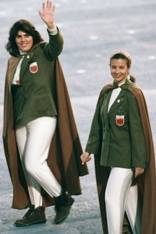 14 morocco 1992 opening ceremony outfits - crazy olympic outfits