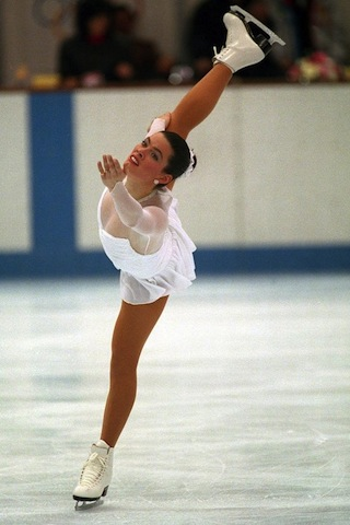 14 nancy kerrigan - hottest olympic figure skaters all-time