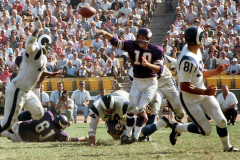 2 fran tarkenton - best quarterbacks to never win a super bowl