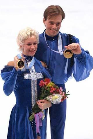 2 pasha grishuk and evgeni platov gold ice dancing 1998 - winter olympics scandals and controversies