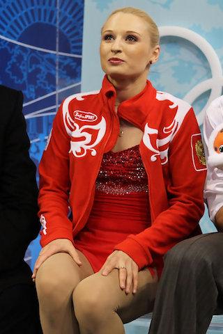 20 maria mukhortova - hottest olympic figure skaters all-time