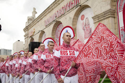 25 russia olympics uniform opening ceremony 2012 - crazy olympic outfits