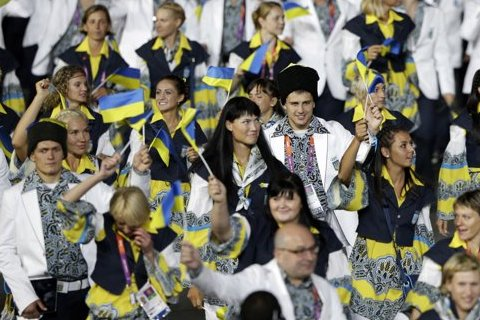 25 ukraine 2012 opening ceremony outfits - crazy olympic outfits