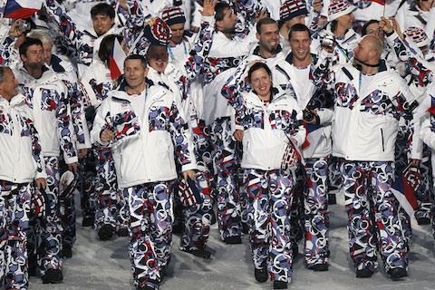 26 czech republic opening ceremony outfit 2010 - crazy olympic outfits