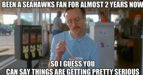 3 seahawks fans meme