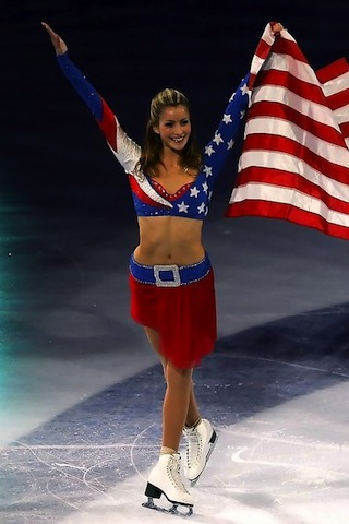 3 tanith belbin - hottest olympic figure skaters all-time