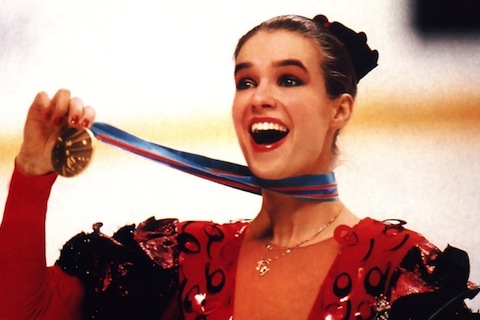 4 katarina witt - hottest olympic figure skaters all-time