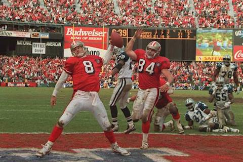 5 49ers Cowboys 1993 - best nfl playoff rivalries