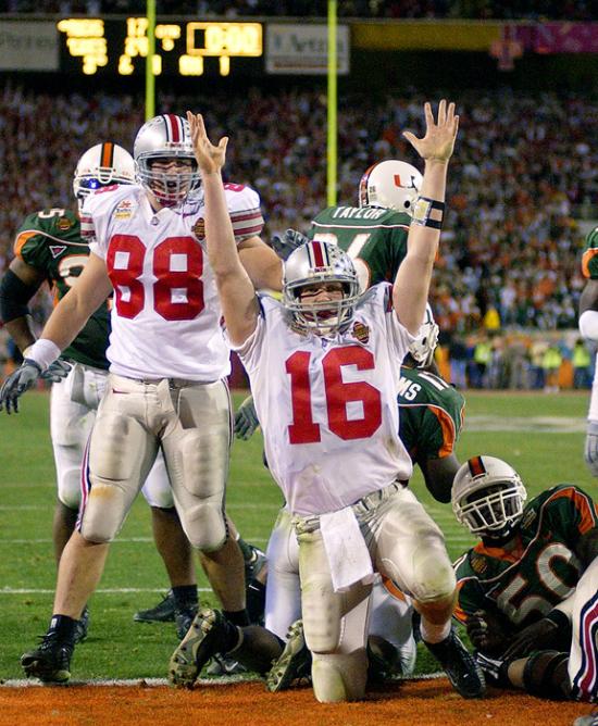 5. Fiesta Bowl 2003