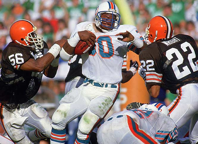 6 dolphins browns 1984 comeback