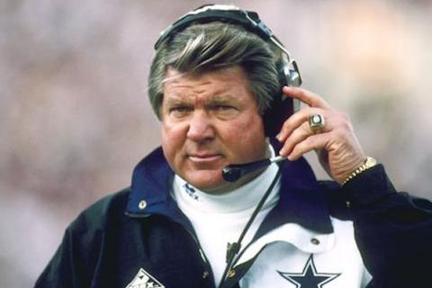 6 jimmy johnson - winningest nfl playoff coaches