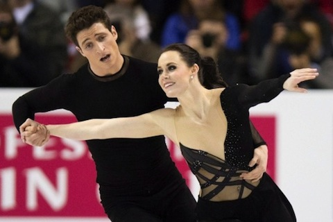 6 tessa virtue - hottest olympic figure skaters all-time
