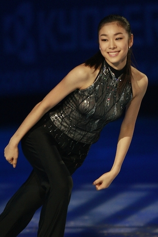 7 kim yu na - hottest olympic figure skaters all-time