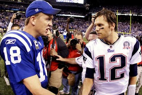8 manning brady colts patriots - nfl playoff rivalries