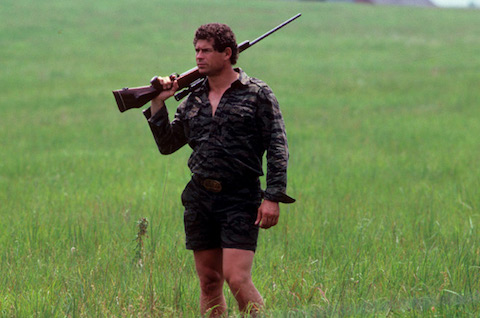 9 john riggins (hall of fame running back) - athletes who are hunters