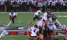 "Arkansas State's Offense Runs ""Hide the Midget"" Play at GoDaddy Bowl (Video)"