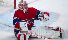 Stat Line of the Night — 1/28/2014 — Carey Price