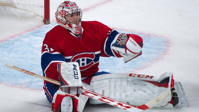 Carey Price vs Canes