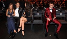 Cristiano Ronaldo Stole Lionel Messi's Girlfriend at the Ballon d'Or Award Ceremony (Photo)