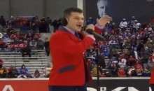 Jersey Boys Provide Filler During Sun Delay at NHL Stadium Series Game in Yankee Stadium (Video)