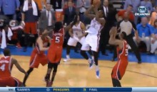 Kevin Durant Hits Game-Winner, Extends 30+ Point Streak to 11 Games (Video)