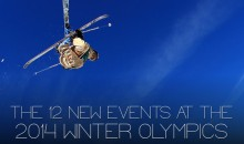 The 12 New Events at the 2014 Winter Olympics