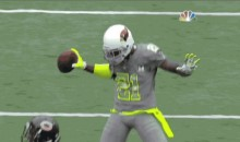 Patrick Peterson and Cam Newton Pay Tribute to Pro Bowl Coach Deion Sanders (GIFs)