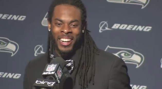 Richard Sherman - DJ Steve Porter remix