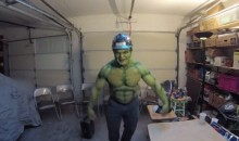 "Watch This Seahawks Superfan Transform into the ""SeaHulk"" (Video)"