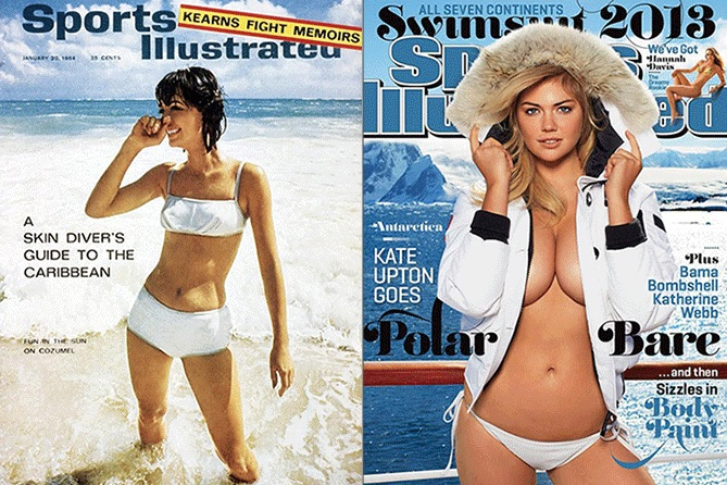 Sports Illustrated cover Babette March Kate Upton