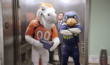 Super Bowl Mascot Rivalry Takes Center Stage in Latest SportsCenter Commercial (Video)