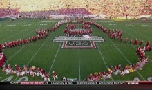 Stanford's Marching Band Got Weird at the Rose Bowl (GIF)