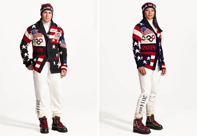 Team USA 2014 Opening Ceremony Uniforms 2