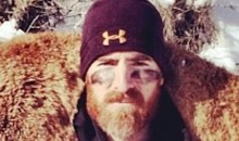 Here Is Adam LaRoche, Posing Like a Badass with the Mountain Lion He Killed with a Bow