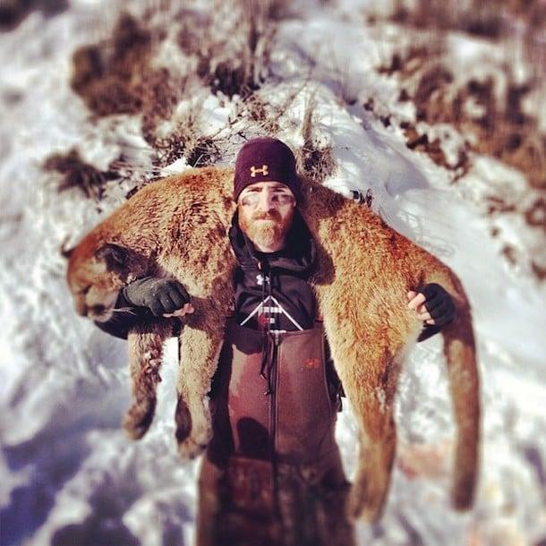 adam laroche mountain lion