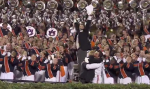 Auburn Marching Band's Reaction to the Touchdown that Won the 2013 Iron Bowl is Priceless (Video)