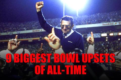 biggest bowl upsets