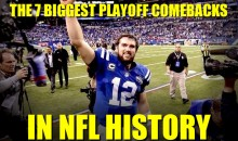 The 7 Biggest Playoff Comebacks in NFL History