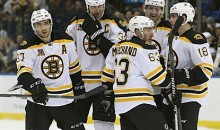 Stat Line of the Night — 1/27/2014 — Brad Marchand