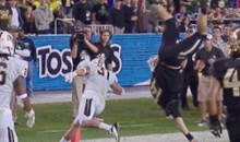 Bryce Petty Scored a Pretty Ridiculous Touchdown Yesterday in the Fiesta Bowl (GIFs)
