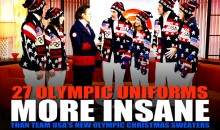 27 Olympic Uniforms More Insane than Team USA's New Olympic Christmas Sweaters