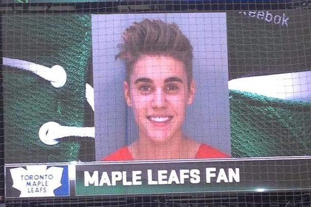 dallas stars trolling maple leafs justin bieber copy