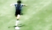 After 27 Years, New Footage Emerges of Diego Maradona's Incredible Goal Against England in the 1986 World Cup (Video)