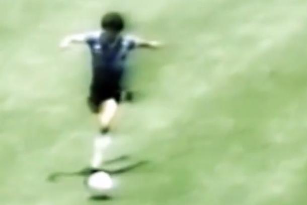 diego maradona goal of the century vs england 86 world cup