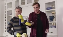 "Another Super Bowl Teaser From Dannon Starring the ""Full House"" Guys (Video)"