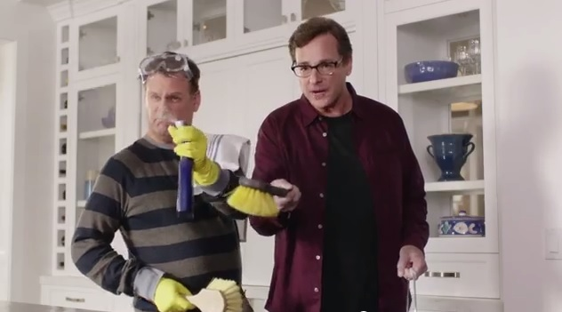 full house dannon super bowl commercial