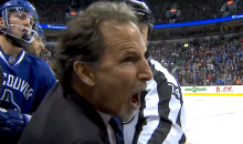 John Tortorella Suspended for 15 Days for Trying to Attack Bob Hartley in the Flames Locker Room (Videos)