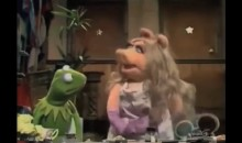 Miss Piggy and Kermit the Frog Reenact Richard Sherman's Post-Game Rant (Video)