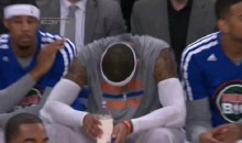 This GIF Sums Up the Knicks' Loss to the Nets